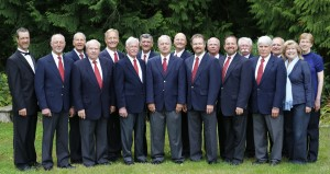 PMGS Gospel Choir9-30-13