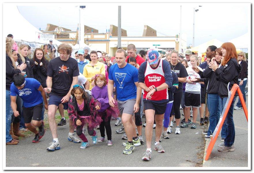 5k fun run crabfest olympic peninsula