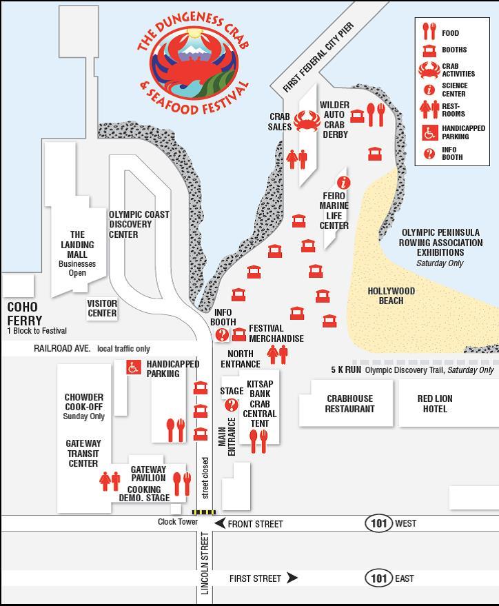 CrabFest Map 2015